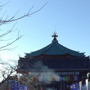 上野弁財天160101